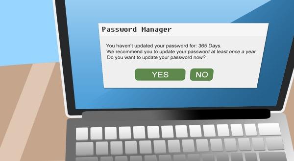 Reset Passwords
