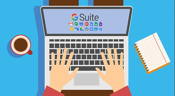 Working with G Suite